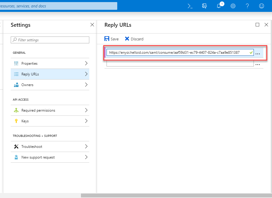 How to Configure Azure AD as a SAML Identity Provider